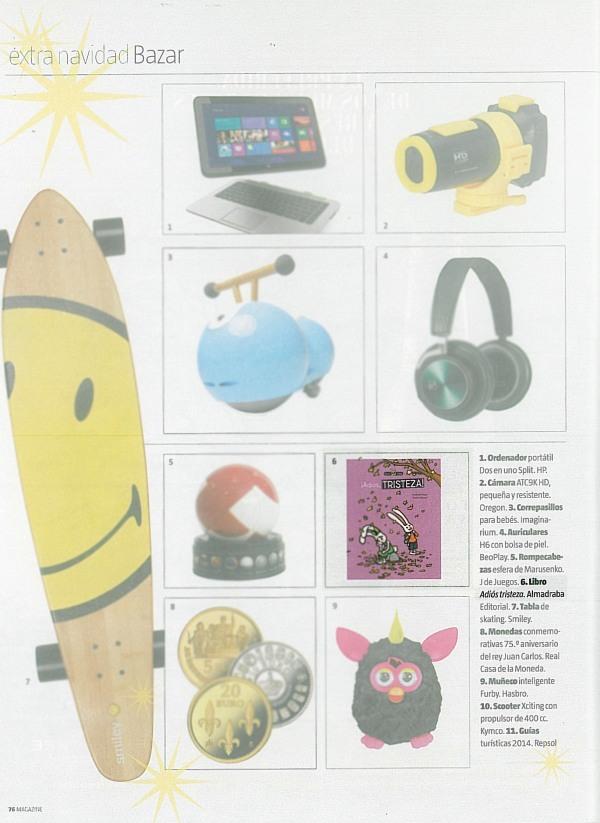 Magazin la Vanguardia Int